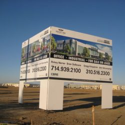 Property Leasing Signage